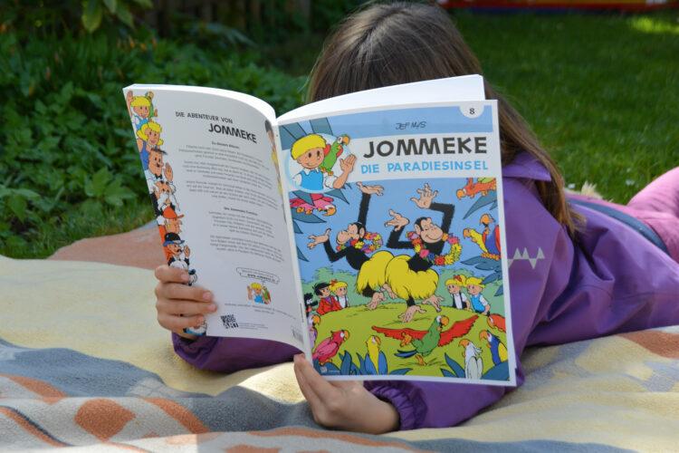 JOMMEKE - Die Paradiesinsel