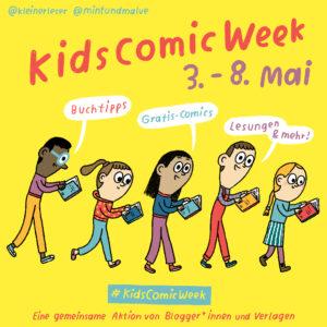 KidsComicWeek Tanja Esch