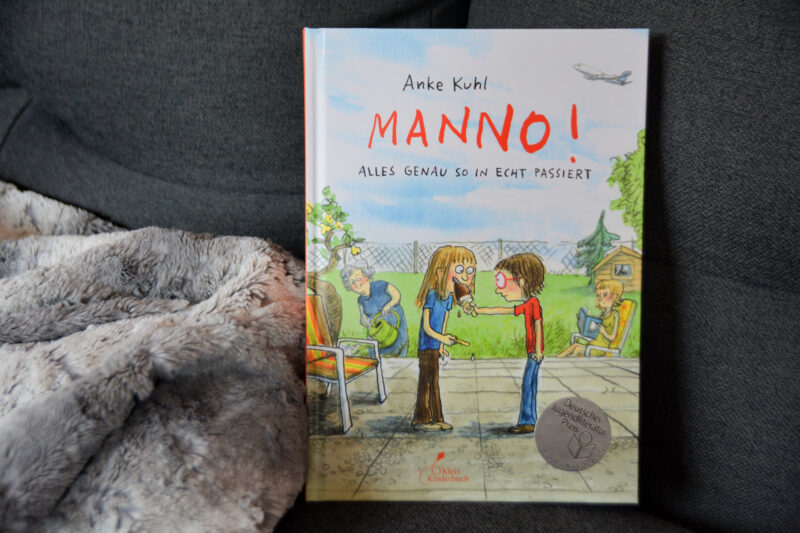 KidsComicWeek: Manno! – Alles genau so in echt passiert + Gewinnspiel