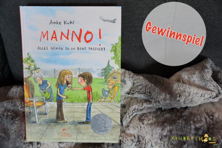 Manno! Anke Kuhl Gewinnspiel