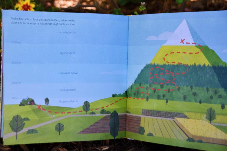 Bilderbuch Natur Berge