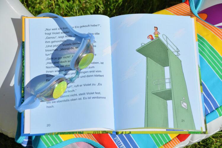 Kinderbuch der magische Blumenladen