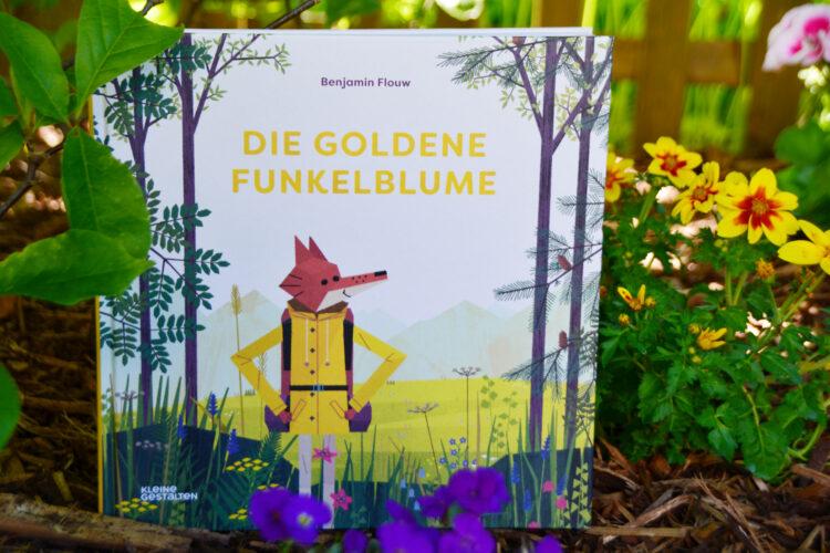 Die Goldene Funkelblume Benjamin Flouw
