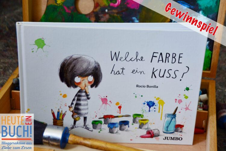 Welche Farbe hat ein Kuss? Jumbo Verlag