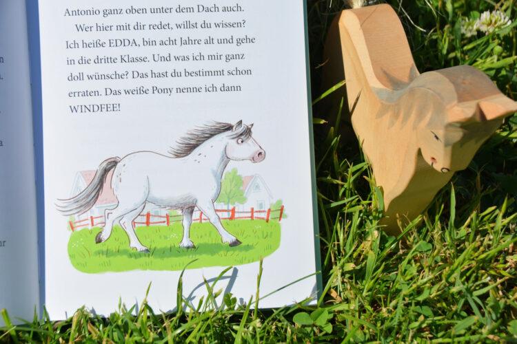 Edda Pony Windfee