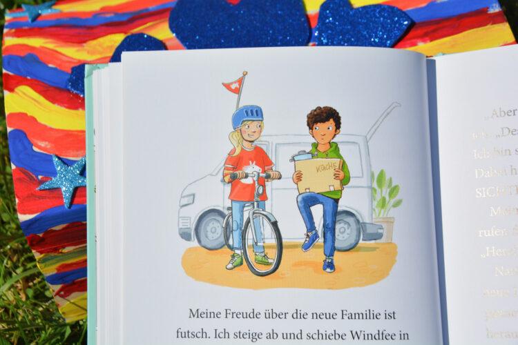 Wunschbüro Edda Kinderbuch