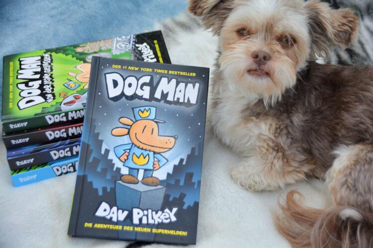 Hundestarker Lesestoff für Kinder