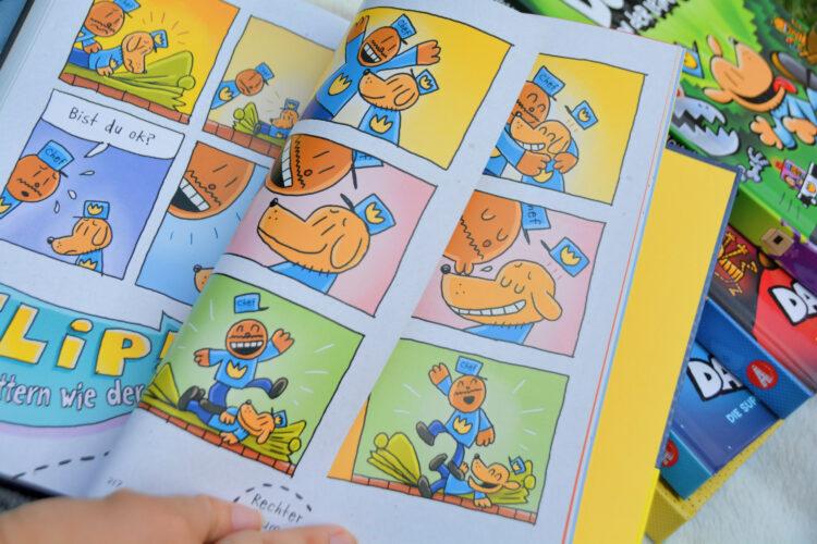 Kinderbuch Dog Man