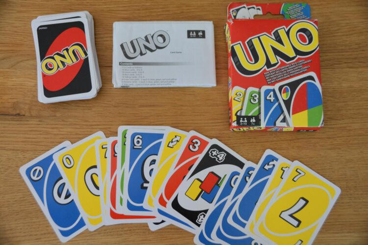 UNO Spielkarten