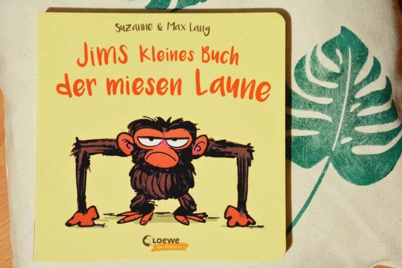 Jims kleines Buch der miesen Laune – Was hilft bei schlechter Laune?